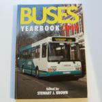 Buses Yearbook 1999 Hardback Book Edited by Stewart J Brown, Ian Allan